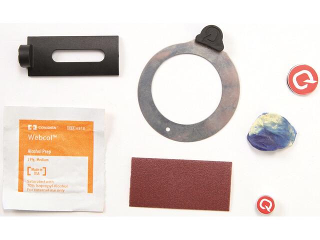 QUARQ Magnet Kit - pour montage ou collage boîtier de pédalier blanc